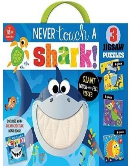 Never Touch a Shark Jigsaw
