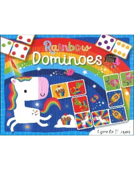 Box Set : Rainbow Dominoes
