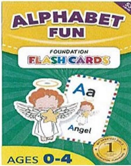 Alphabet Fun Flashcards