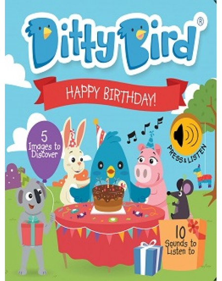 Ditty Bird : Happy Birthday