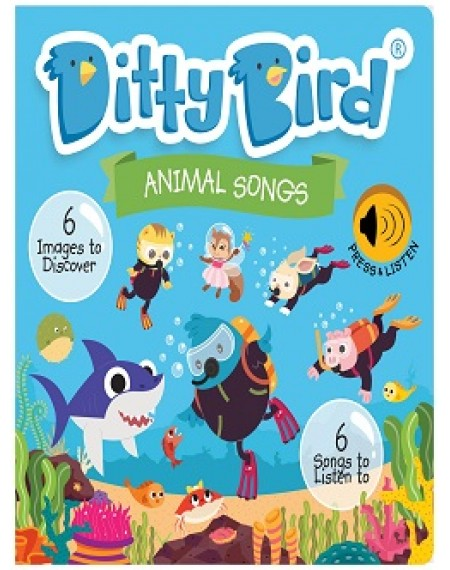 Ditty Bird : Animal Songs