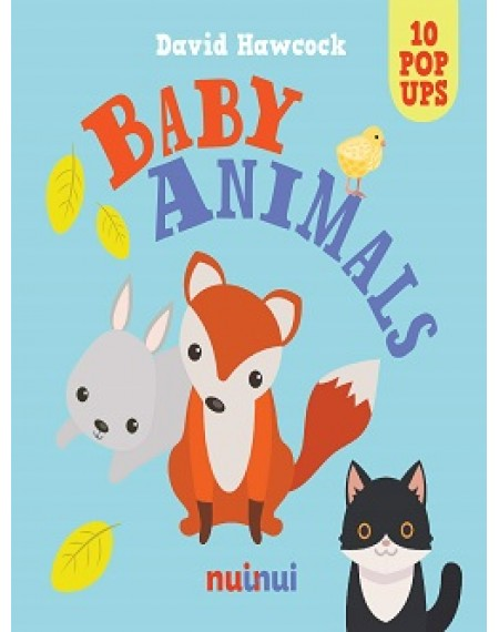 Amazing Pop Up : Baby Animals