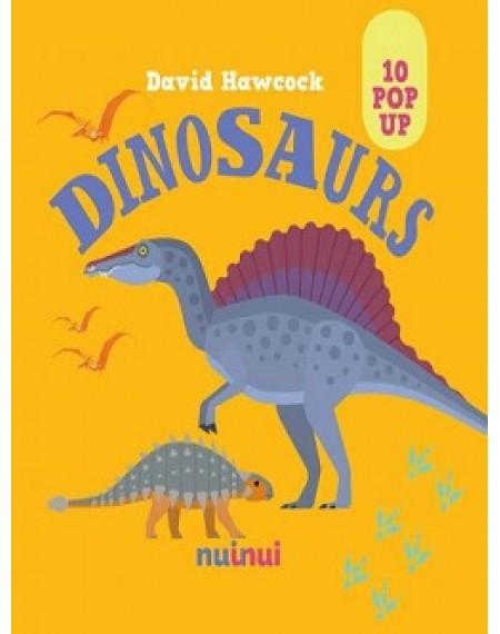 Amazing Pop Up : Dinosaurs