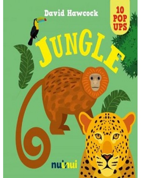 Amazing Pop Up : Jungle