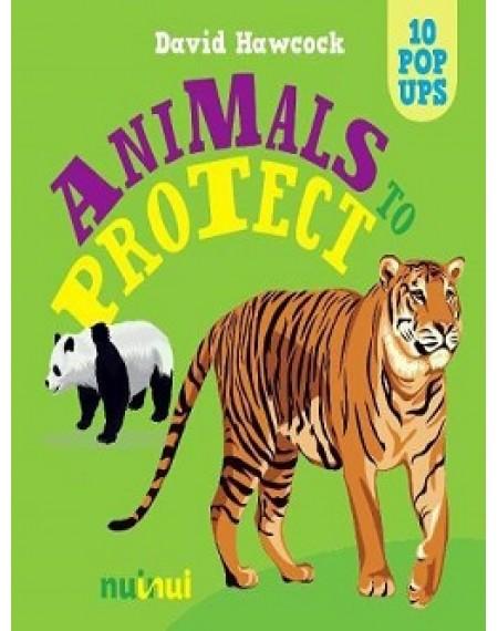 Amazing Pop Up : Endangered Animals