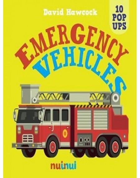 Amazing Pop UP :Emergency Vehicles