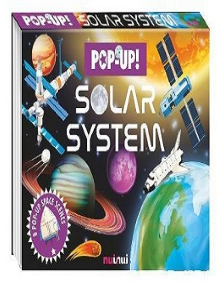 Nature Pop Up : Solar Systems
