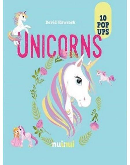 10 Pop Ups : Unicorns
