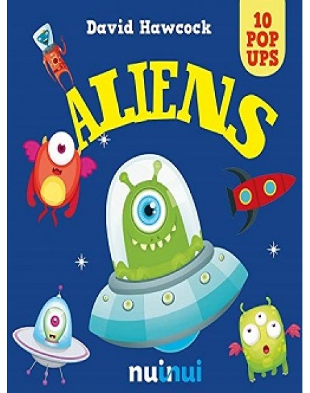 10 Pop Ups : Aliens And Spaceships