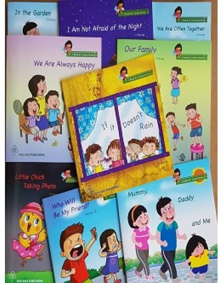I Read & I Learn Series (DE11-19) 9 books/set