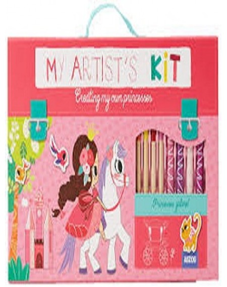 My Artist Kit : Princesses