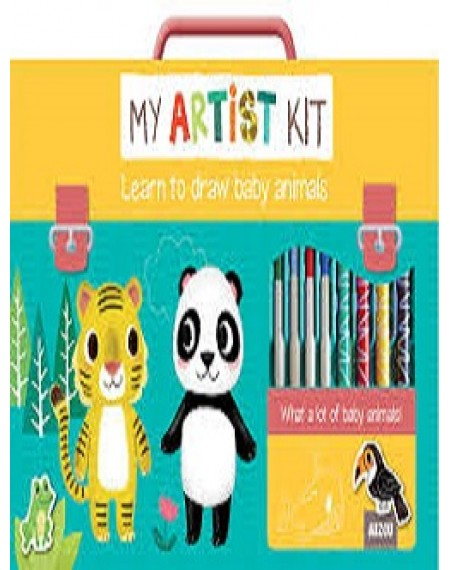 My Artist Kit : Learn to Draw