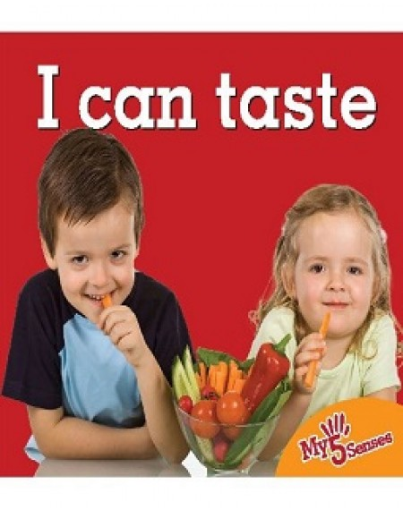 I Can Taste Board Book