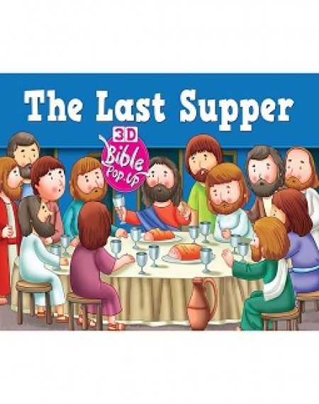 Bible Pop Up The Last Supper