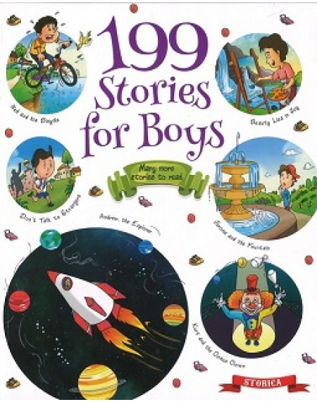 199 Stories for Boys