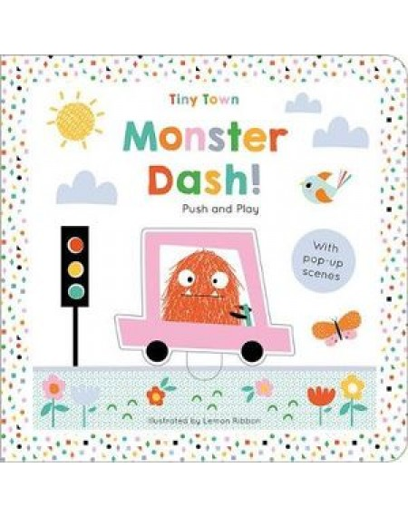 Monster Dash- Tiny Town Push and Play