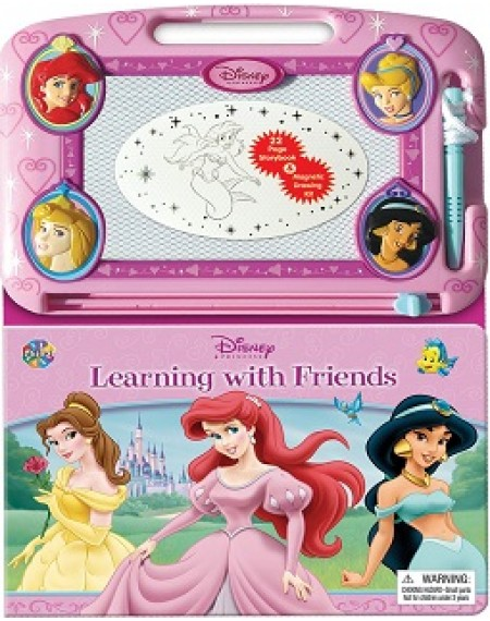 Disney Princess Learning with Friends (LS)