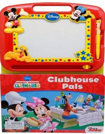 Disney Mickey Clubhouse Pals Learning Series (LS )