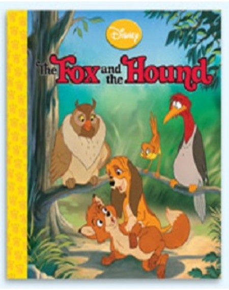 Little Classics: Disney Fox And Hound