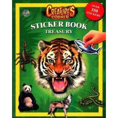 Sticker Book Treasury