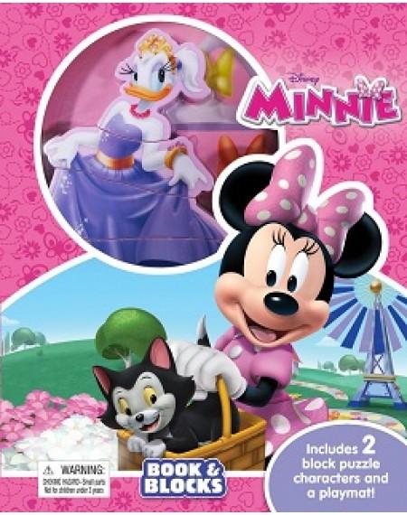 Book And Blocks : Disney Minnie
