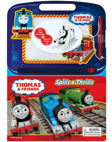 Learning Series: Thomas& Friends