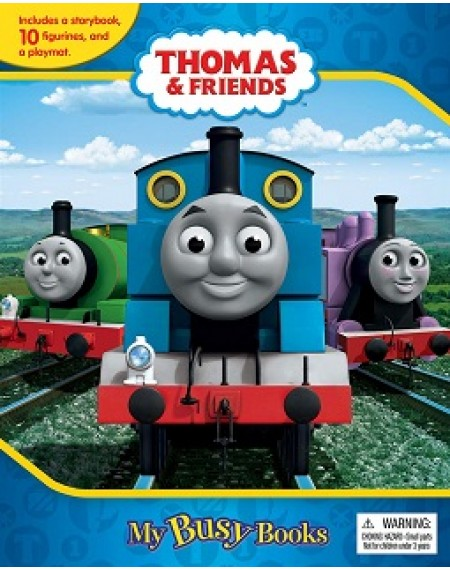 My Busy Bks :Thomas & Friends  #2