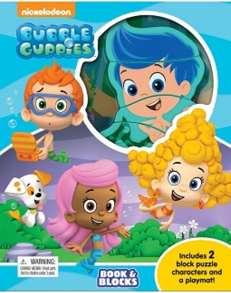 Book And Block : Bubble Guppies