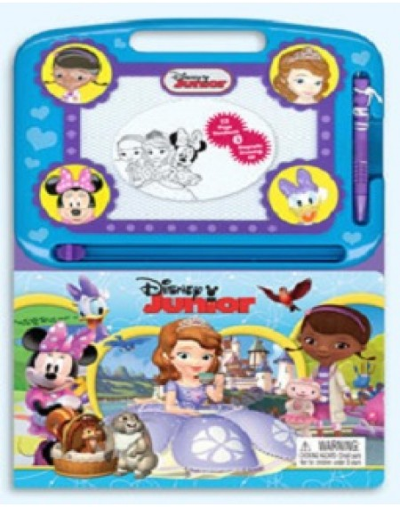 Learning Series : Disney Junior Girls