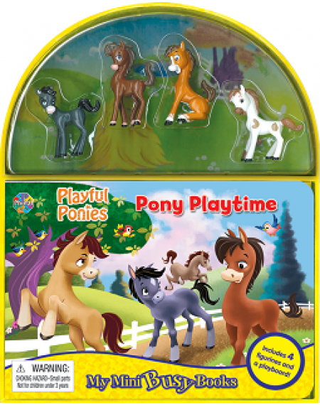 Mini Busy Book : Ponies