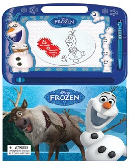 Learning Series : Disney Frozen Fever (OLAF)