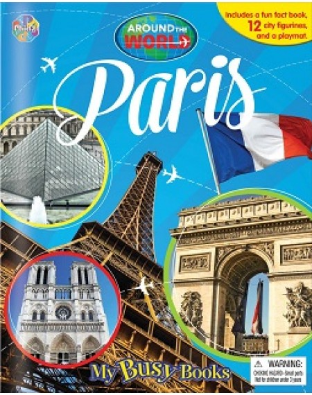 My Busy Book : Around The World Paris
