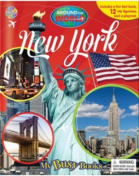 My Busy Book : Around The World New York