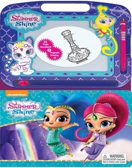 Learning Series : Nick Shimmer And Shine