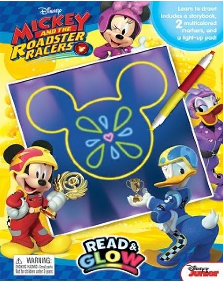 Read And Glow : Disney Minnie / Mickey