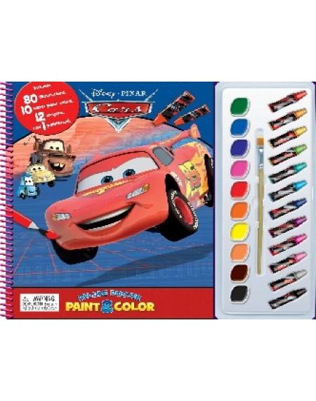 Deluxe Poster Paint & Colour : Mattel Hot Wheels