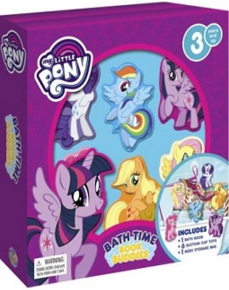 Bath Time Book : My Little Pony
