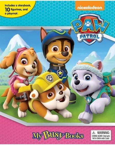 My Busy Book : Paw Patrol Girls