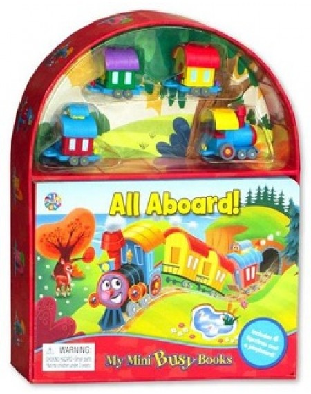 Mini Busy Book : All Aboard