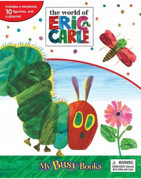 My Busy Book: The World Of Eric Carle