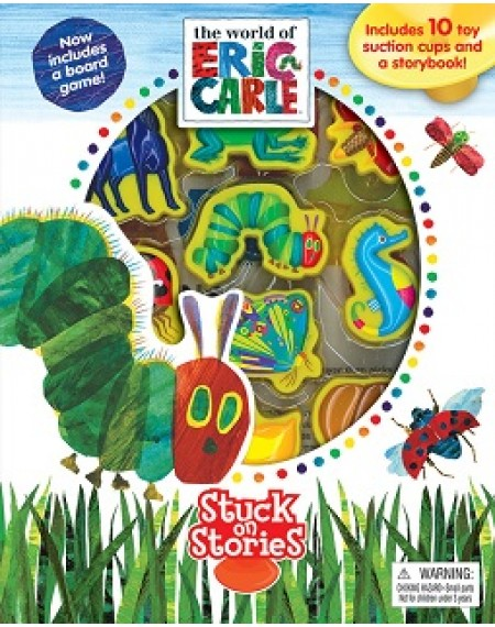 Stuck On Stories : Eric Carle