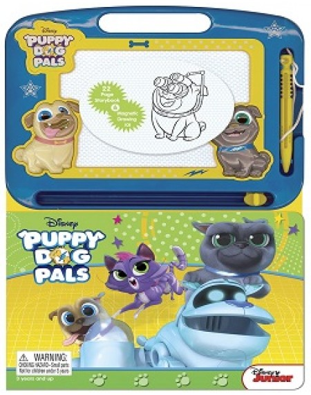 Learning Series : Disney JR Puppy Dog Pals