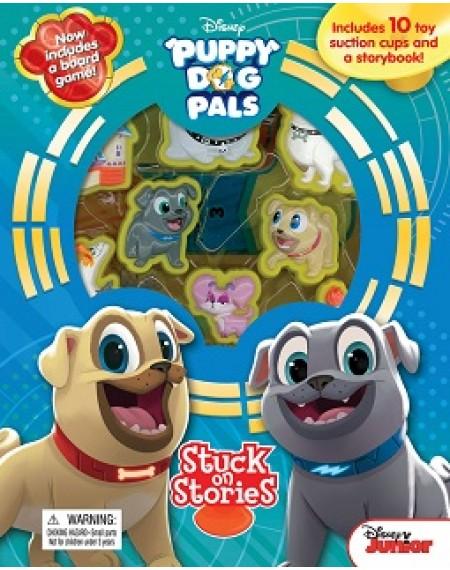 Stuck On Stories : Disney JR Puppy Dog Pals