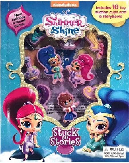 Stuck On Stories : Nick Shimmer And Shine