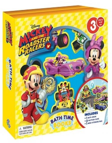 Bath Time Book : Disney Mickey/Minnie
