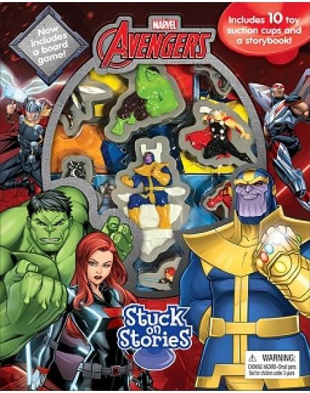 Stuck On Stories : Marvel Avengers Infinity War