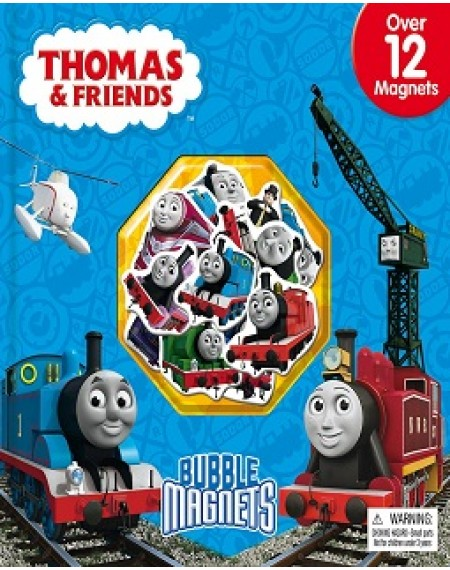 Bubble Magnet Book : Thomas