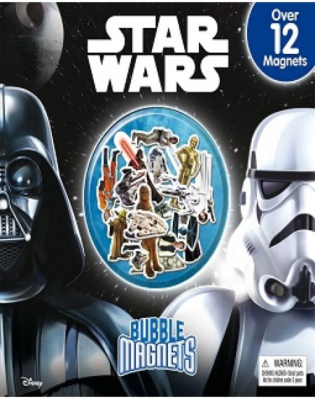 Bubble Magnet Book : Star Wars Classic