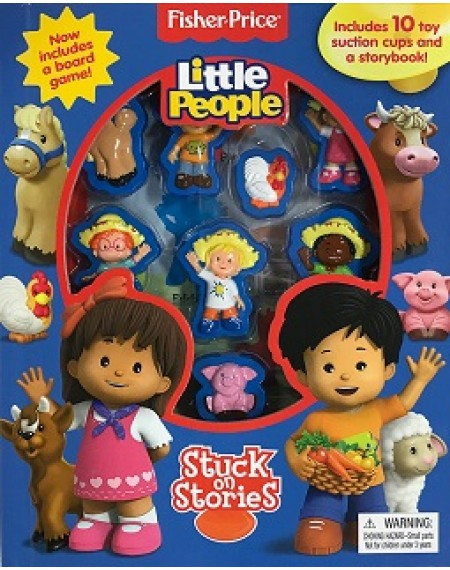 Stuck On Stories : Fisher Price Little People