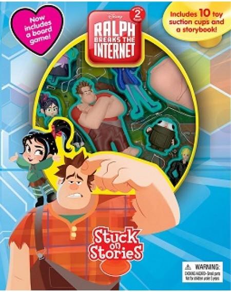 Stuck On Stories : Disney Wreck It Ralph 2